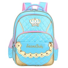 Wholesale Soft Cute Girl China Made Kids School Bag