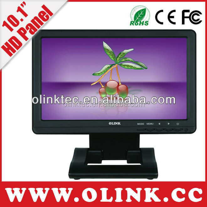 Olink <strong>10</strong> Inch HDMI, VGA LCD Touch Screen Monitor