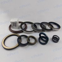 NOK oil seal Japan for a hydraulic excavator main pump AP2668G AW3055F