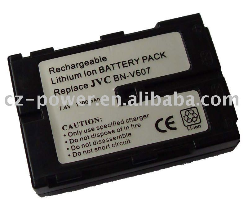 Digital Camera Battery Suitable for JVC