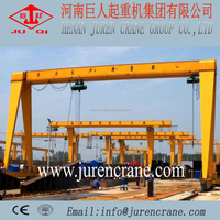 schneider electric parts industrial gantry crane single beam specification