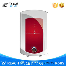220V 3.5kW low power electric instant/tankless shower water heater single point for shower