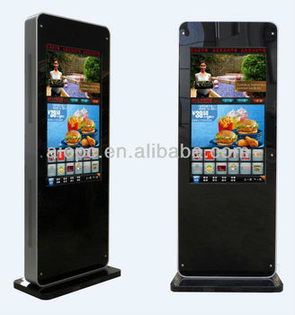 46 Inch HD LED Advertising Video Player