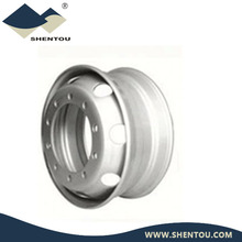 Different Size Aluminum Stainless Truck Wheel Rims Alloy Rim with 4 6 8 10 holes