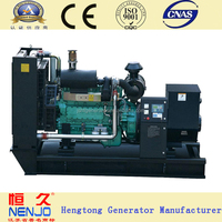 China No.1 Brand Yuchai Open Type Diesel Generator Price