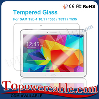 Tempered Glass Guard Shield Screen Protector Accessories For Samsung Galaxy Tab 4 10.1 Inch Tablet T530 T531 T535