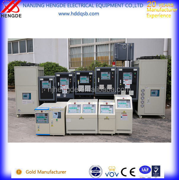 R22 coolant industrial chiller