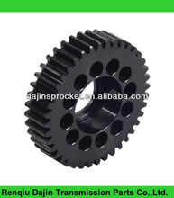 20Mn spur gear/helical gear with ISO certificate