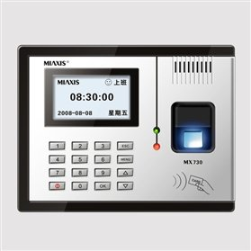 TCP IP Network Fingerprint Door Access Control System with Free Software