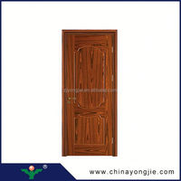 New design Surface Finished molded door skin