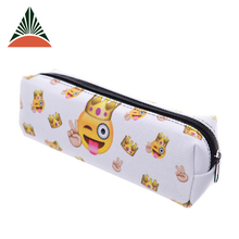 Factory Hot Sale Full Printed Custom Pencil Case For Teenagers