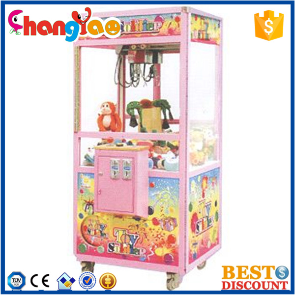 Toy Soldier Low Price Arcade Claw Machine For Sale