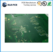 Shenzhen OEM GPS PCBA manufacturer , pcb assembly for GPS module , GPS tracker pcb assembly ups circuit board