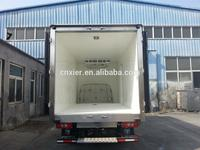 cheap cargo truck day-old chicken refrigerator vehicles /baby chicken truck