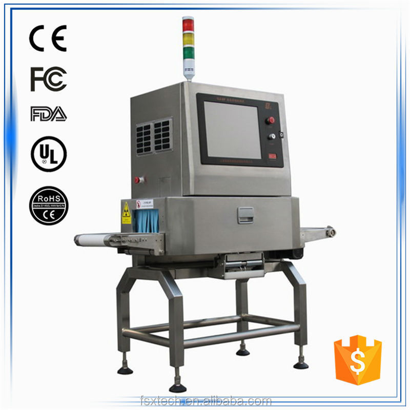 X-ray inspection system for food processing industry