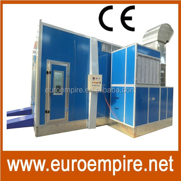 EP-20 powder coating portable cabins used spray painting equipment with ce