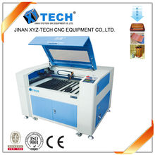 High pricision laser cutting machine for wood small rotary home die board fabric laser cutting machine