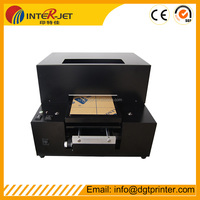 The super Quality A4 size black / white tshirt Printer