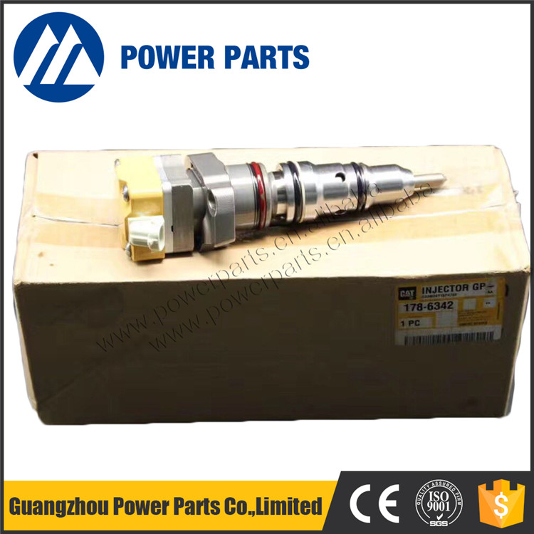 China Supply 3126B Engine Fuel System Spare Parts 178-6342 Injector Assy For Sale