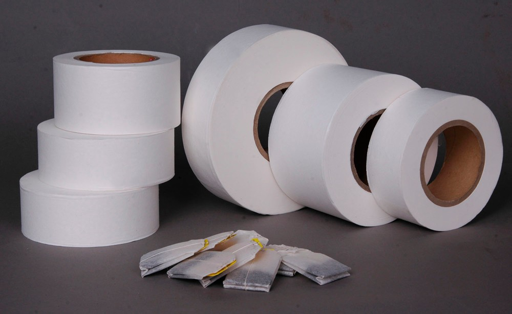 Heat Sealable Filter Paper For Coffee Tea Bag In <strong>Roll</strong>