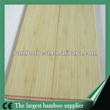 Natural vertical unfinished bamboo floorings