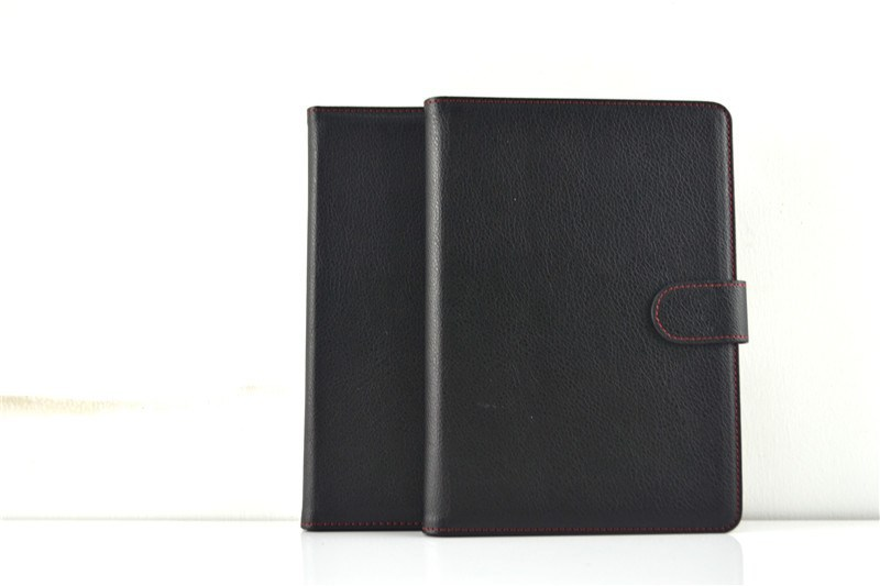Top grade 2015 leather hard case for tablet pc for ipad mini