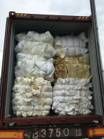 scrap foam recycled foam rebonded foam 100% clean and dry high density