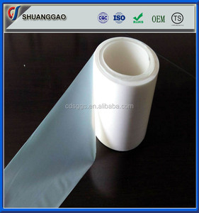 High Quality virgin white ptfe membrane film