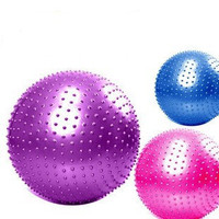 multi color exercise massage ball