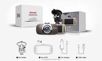 Ambarella A7LA50 Car Dashcam Camera 1080P Car Event Recorder with ADAS Setting