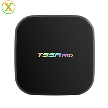2017 satellite receiver T95r pro 2gb 16gb s912 android box bluetooth 4.0 amazon fire tv