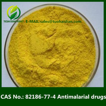 Antiparasitic agents Antimalarial drugs