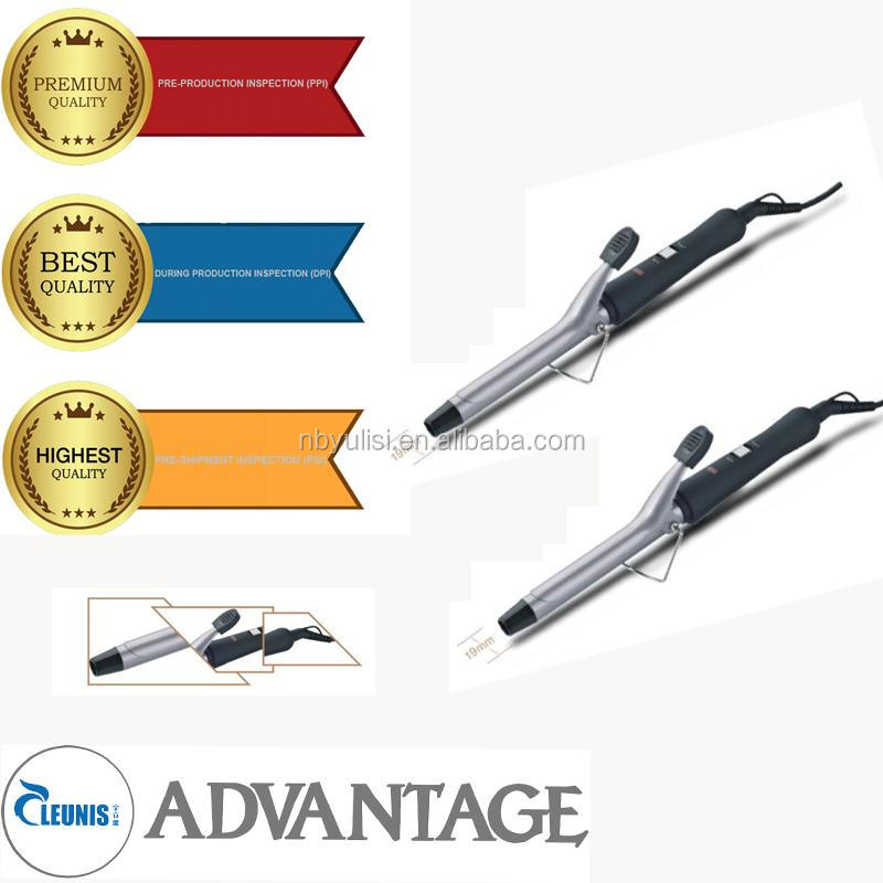 Hot selling automatic roller styler led digital beach wave maker hair curler with low price