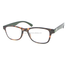 New Excellent Quality Colorful Plastic Reading Glasses Brand Design