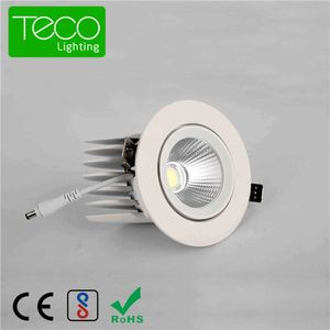 Store Round 20W Gyro Dimmable Downlight 230V With Ce Rohs