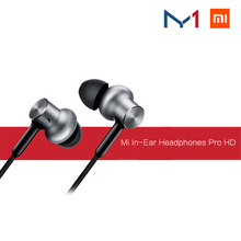 2017 hot sale Original hot sale Xiaomi Mi In-Ear Headphones Pro HD In Stock, Mi Hybrid Earphone, earphone and headphone
