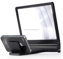 LCD LED Mobile phone Screen Magnifier Cellphone Magnifier /Enlarge stand
