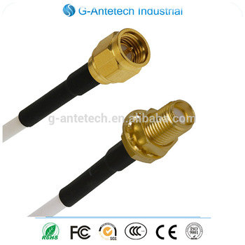 Antenne Adapter cable SMA MALE to SMA female pigtail cable