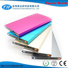 2018 ultra slim power bank, polymer battery power bank, solar power bank mobile phone price in thailand