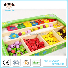 FQ brand fashionable designed wooden ball maze toy