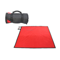 Picnic Blanket Extra Large Roll up Red Waterproof Blanket Mat for Gift