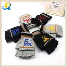 new design hand gloves fashionable pokemon cycling gloves