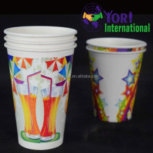 Custom paper cups/cheap paper cups/bubble tea coffee cups