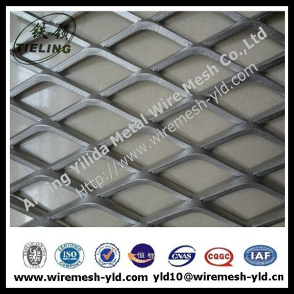 decorative expanded metal mesh panels/stainless steel wire(factory)