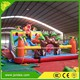 Kids inflatable bouncer / slide /climbing for inflatable playground