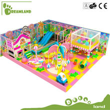 2014 candy theme children indoor soft play area equipment for sale