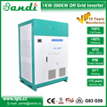 120kw split phase 120/240VAC 60Hz output power off grid inverter