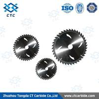 Brand new high strength circular tungsten carbide saw blade used for copper cutting