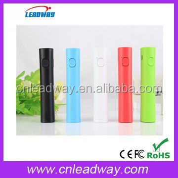 Hotsale plastic stick portable power bank for iphone,Samsung
