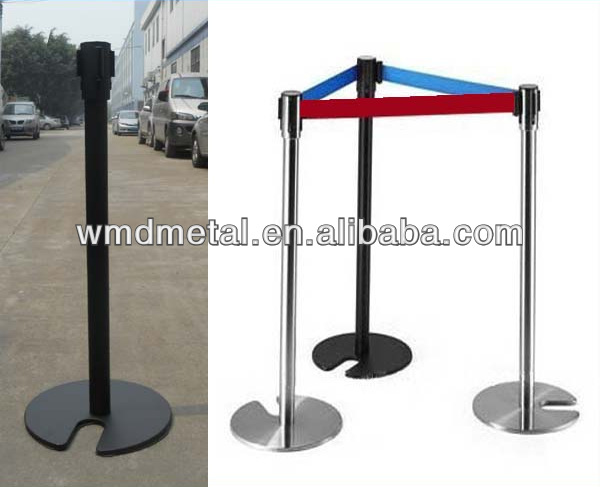 crowd control barrier trade show display exhibition display stands